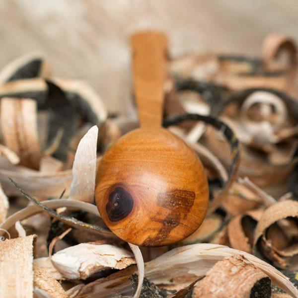 Cuillère artisanale en bois Cheyenne