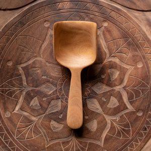 Cuillère à thé en bois Kun