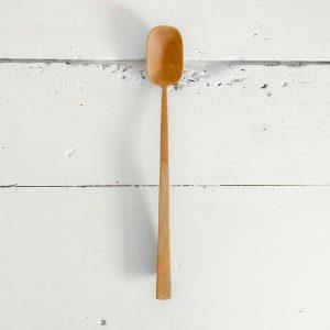 Cuillère artisanale en bois Miraki WildSpoons petit modèle