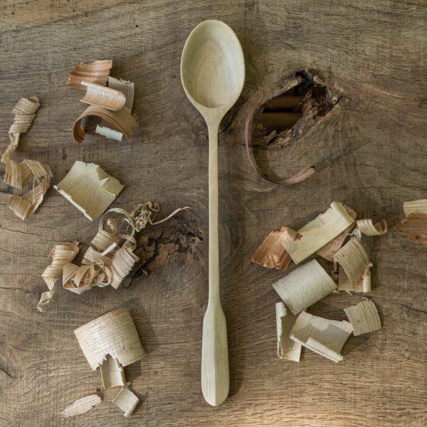Cuillère artisanale en bois Mississippi Wild Spoons