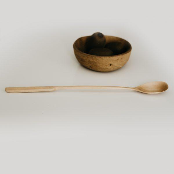 Cuillère en bois fabriquée en France