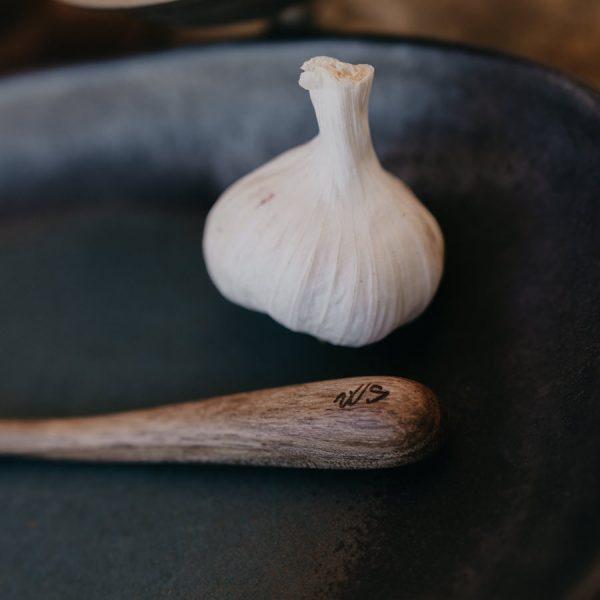 cuillères en bois