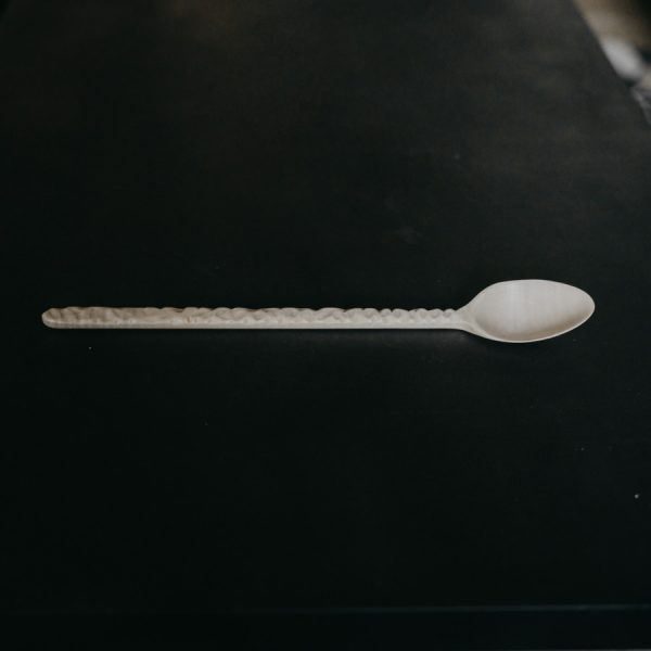 Cuillères artisanales uniques réalisées à la mai en France
